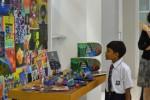 난민 어린이들을 위한 어린이 존엄성 재단의 활동 사진