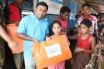 라이프오브더칠드런이 방글라데시 빈민 아동과 로힝야 난민촌을 방문했다