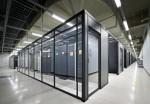 삼성SDS 상암데이터센터 서버룸