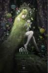 미스코리아 녹원회가 후원한 국제 플라워 패션 페스티벌 fffim 2018 포스터