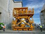 CNIM의 고도로 안전한 핵연료 처리 시스템