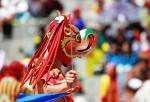 부탄 팀푸 축제