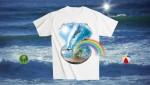 에이랜드와 양민영 그래픽 디자이너가 만든 냉면 티셔츠