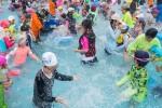 서서울교육센터가 운영하는 어린이 야외 물놀이터 풍덩 놀이터