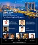 LOCUS CHAIN WORLD SUMMIT 웹자보