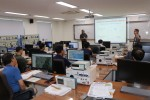 코리아텍 능력개발교육원이 4차 산업혁명 특별연수를 진행하고 있다