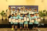 2018 WMO World Final에서 우승한 한국 대표팀