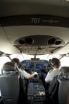 보잉 787 드림라이너 조종석
