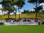 제3회 엑스페론 전국 남·여 아마추어 골프대회 본선 참가자 160명