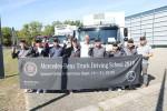 다임러 트럭 코리아가자사의 최우수 고객들을 대상으로 메르세데스-벤츠 트럭 드라이빙 스쿨을 독일에서 개최했다