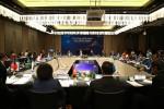 포시즌스 호텔 서울에서 외교부 남아시아태평양국 이상렬 심의관 주재로 제5차 한-태평양도서국 고위관리회의가 개최된 장면