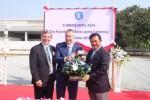 터바인에어로가 태국에서 새 시설 기공식을 가지고 로버트 윌슨 신임 CEO의 합류를 발표했다