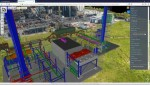 PlantSight brings together data from multiple 3D models including reality meshes in one portal view,