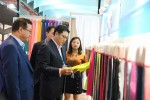 Chairman Hyun Joon Cho of Hyosung participated in the 'Intertextile Shanghai 2018', for three days f