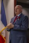 AGCO 회장·사장·CEO 마틴 리첸하겐이 프랑스 정부의 최고 영예인 레지옹 도뇌르 훈장을 받았다