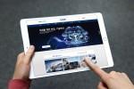 현대자동차그룹이 공식 홈페이지의 기술혁신, 전략투자 콘텐츠를 개편했다