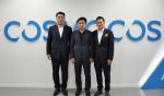 코스모코스를 방문한 중국 종로그룹