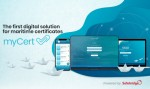 myCert - 해상 인증을 위한 최초의 디지털 솔루션