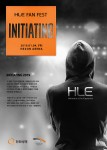 HLE FAN FEST INITIATING 포스터