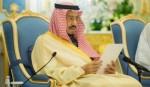 신성한 두 사원 수호자 살만 빈 압둘아지즈 알 사우드 사우디 국왕
