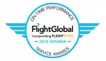 2018 On-Time Performance Service Award
