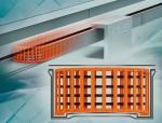 플레인 체인은 자동화 공정에 사용시 가운데가 볼록한 특수 가이드 트러프를 갖춘 사양으로 고속에서도 안정적인 성능을 유지한다