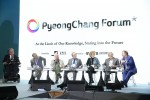 The PyeongChang Forum 2019  held from Feb. 13 to Feb. 15 at Alpensia Convention Center in Pyeongchan