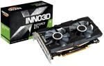 아이노비아가 출시한 신제품 INNO3D GeForce GTX 1660 Ti D6 6GB 백플레이트