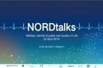 NORDtalks, 4월 25일 서울 문화비축기지서 개최