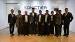 중국TLC기업 장영생 대표와 소닉티어 이규창 대표 외 담당자들