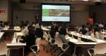 LH 본사에서 사회적가치 및 녹색복지 확산을 주제로 특강 중인 가든프로젝트 박경복 대표