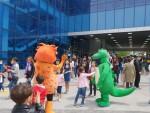 송도해상케이블카가 어린이 날을 맞이해 어린이들을 위한 파격적인 할인 행사를 비롯, 다양한 이벤트를 진행한다