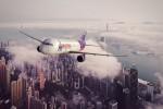 홍콩 익스프레스 항공기