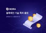 BORA 특허 등록 및 출원 완료