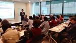 참여자는 사전직무교육을 통해 사회공헌활동과 관련된 사항을 제공받는다