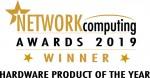 런던서 열린 2019 네트워크컴퓨팅어워드서 엑사그리드가 올해의 하드웨어 제품 상을 수상했다