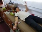 한국보건복지인력개발원이 사랑의 헌혈행사를 실시했다