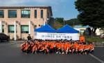 한국기술교육대 학생 50여명이 충북 충주시 소태면을 찾아 2019학년도 하계 기술봉사활동을 벌였다