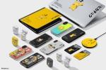 CASETiFY & Pokémon 컬래버레이션 리미티드 에디션 2차 론칭 전 제품 Flat lay