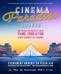 Cinema Paradiso Louvre 포스터