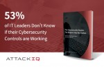 AttackIQ-Ponemon Report : The Cybersecurity Illusion
