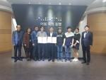 한국보건복지인력개발원이 어둠속의동행과 업무협약을 체결했다