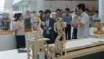 국립과천과학관이 주최하는 움직이는 기계 특별전이 개막했다