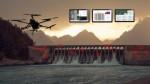 하이콥터 연료전지 드론은 HES 에너지 시스템의 연료전지를 이용하여 한 번에 3.5시간 비행이 가능하다