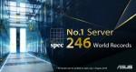 에이수스가 SPEC.ORG의 서버 벤치마크에서 총 246개 부문 세계 1위를 달성했다