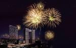호텔 서울드래곤시티가 불꽃 스페셜 디너를 선보였다