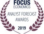 무디스 애널리틱스가 2019 포커스이코노믹스 애널리스트 포캐스트 어워즈의 10개부문 상을 수상했다