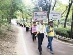 서울시립 도봉노인종합복지관, 교통안전 캠페인 진행