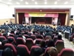 국립나주병원이 광주자연과학고등학교에서 찾아가는 청소년 생명사랑 뮤지컬 메리골드를 개최하고 있다
