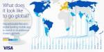 레볼루트는 비자의 브랜드와 규모, 전 세계적 입지를 활용해 5개 지역, 24개 새로운 시장에서 자사의 상품을 제공할 수 있게 됐으며 이로써 전 세계 56개 시장에서 사업을 펼치게